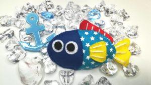 赤ちゃん おもちゃ 魚