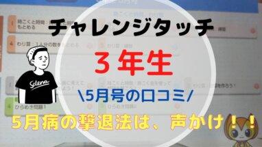 進研ゼミ小学講座 チャレンジタッチ 三年生8